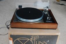 Linn LP12  Ittok Hercules2 (plays 45 and 33), Goldring Cartridge