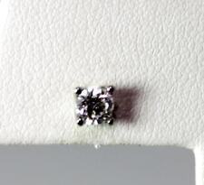 Single Platinum.30tcw Round Brilliant Diamond Stud Earring SI2 I – 10218