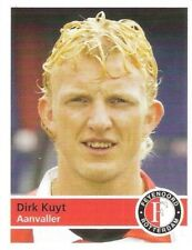 Plus 2005/2006 Panini Like sticker #111 Dirk Kuyt Feyenoord Rotterdam