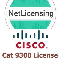 Cisco Catalyst 9300 License, Original Smart License, E-Delivery