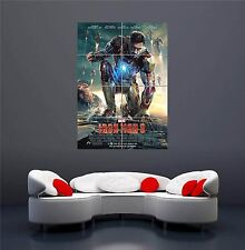 IRON MAN 3 MOVIE NEW GIANT WALL ART PRINT PICTURE POSTER OZ263