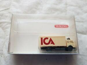 A Model Railway Plastic Lorry In N Gauge By Wilking Boxed