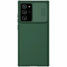 Nillkin Camshield Case Samsung Galaxy Note 20 Ultra Camera Armour Cover - Green