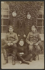 Hampshire Real Photographic (rp) Collectable Military Postcards