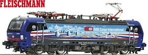 """Fleischmann N 739353 E-Lok BR 193 der SBB Cargo """"DCC Digital + Sound"""" NEU + OVP"""