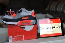 Nike Air Max 90 Lunar C3.0 DS SZ 10,5 US INFRARED SILVER 631744 106