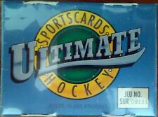 1991 Ultimate Sportscards Hockey Complete Set - FACTORY SEALED, FRENCH EDITION