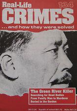Real-Life Crimes 134 - The Green River Killer, Lock Ah Tam, June Scotland