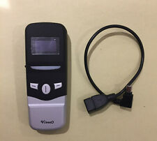 Mercedes Benz ViseeO MB-4+ BLUETOOTH MOBILE PHONE ADAPTOR CRADLE + inst cable #8