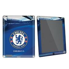 Chelsea Fc iPad 2 / 3 & 4G Skin Tablet Case Cover Blue Stadium Soccer Fan