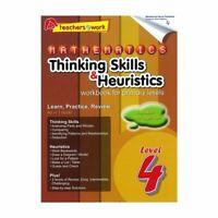Mathematics Thinking Skills & Heuristics Workbook For Year 4
