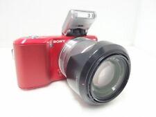 SONY NEX-3D Double lens kit Digital SLR Camera S / N 0760965 works fine (R554