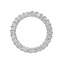 Sterling Silver Circle of Life Pendant 25mm