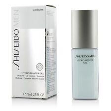 NEW Shiseido Men Hydro Master Gel 75ml Mens Skin Care
