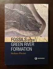 Awesome Book Fossils of the Green River Formation Fishes Piccini #2