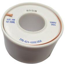 Tresse ruban bande à dessouder dessoudage cuivre 2.54mm/30m Flux colophane