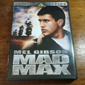Mad Max Special Edition DVD (Region 1 USA CANADA Release)