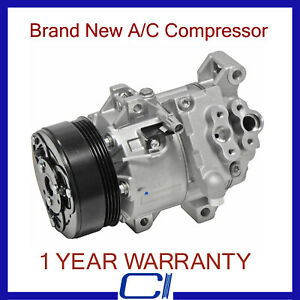 2006-2008 Suzuki Vitara 2.7L A//C Compressor kit w// One Year Warranty.