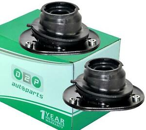 2x FRONT SUSPENSION TOP STRUT MOUNTS & BEARINGS FOR FORD MONDEO MK4 S-MAX GALAXY
