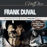 NEU CD FRANK DUVAL MY STAR BEST OF HITS GEHEIMTIPS unveröff. Songs ! 16Tracks