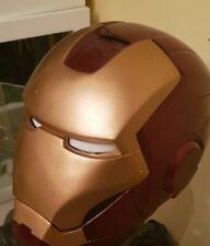 Iron Man Helmet Avengers MARVEL prop replica casco no HASBRO