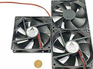 3 Pieces GDSTIME 92mm 25mm DC 12V 2P 9225S PC Computer Cooling Case Fan G15
