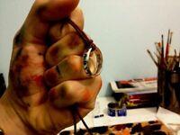 Uncharted Nathan Drake anillo de Plata 925- artesanía