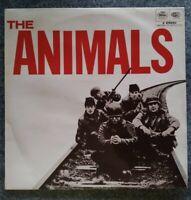 "THE  ANIMALS-⚠️ UK Press 1968-12""Vinyl LP ""The Animals"" REGAL SREG1104"