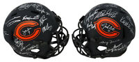 1985 Chicago Bears Team Signed Bears Eclipse Rep Helmet LE/34 (28 Sigs) - SS COA