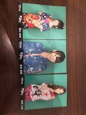 Photo of AKB48 Yokoyama Yui, Itano Tomomi,Takajo Aki