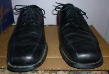 CALVIN KLEIN HORATIO F415W BLACK SHOES SIZE 11W DRESS SHOES CASUAL