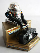 VERY RARE VINTAGE 80'S TSAKA ROBOT EL GRECO REMOTE GREEK GREECE NEW MIB !