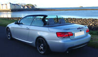 BMW 3 SERIES E93 CABRIO / CONVERTIBLE BOOT SPOILER