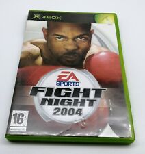 Jeu Xbox - EA Sports Fight Night Round 2004 complet