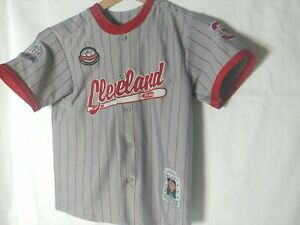 1945 Cleveland Buckeyes World Series Champs Negro League Baseball Youth Jersey