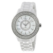 Dior VIII Diamond Studded Automatic Ladies Watch CD1245E5C001