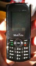 Cellulare MOBIOLA MB-1600 Dual Sim NUOVO mai usato. Con Radio FM, Torcia, NO GPS