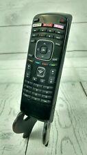 Vizio XRT302 Qwerty Keyboard TV Remote M-GO