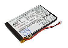 3.7 v batterie pour garmin nuvi 650, nuvi 670, nuvi 610, nuvi 600 au lithium-polymère nouveau