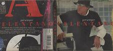 ADRIANO CELENTANO CD + DVD prima edizione 2002 PER SEMPRE digipack + poster