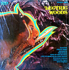 'LECTRIC WOODS -  SELF TITLED - APT/ABC LP - STILL IN SHRINK WRAP