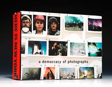 HERE IS NEW YORK: A Democracy of Photographs UNOPENED! VERY RARE!