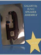 OEM SAMSUNG GALAXY S3 L710/C-SPIRE, PURPLE SPEAKER, ASSEMBLY WITH AUDIO JACK