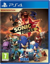 Sonic Forces Bonus Edition (Sony PlayStation 4, 2017)