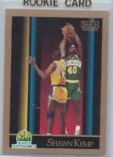 1990-91 SkyBox #268 Shawn  Kemp Rookie Basketball Card Mint