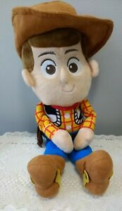 Disney Toy Story Woody Kids Preferred Soft Plush Excellent