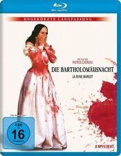 Die Bartholomäusnacht (ungekürzte Langfassung) Blu-ray Disc NEU + OVP!