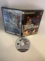 Transformers: Revenge of the Fallen (Sony PlayStation 2, 2009) Ps2