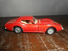 VOITURE INTER CARS CORVETTE 1/43 REF 101 N°17