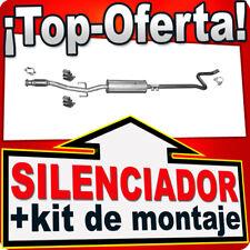 Silenciador Peugeot 207 208 1.4 1.6 VTi Escape AJP